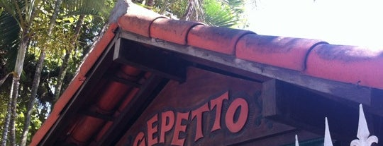 Gepetto is one of Melhores Restaurantes e Bares do RJ.