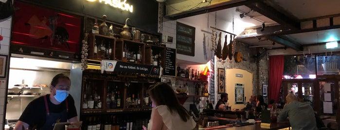 To-do - Restaurants & Bars