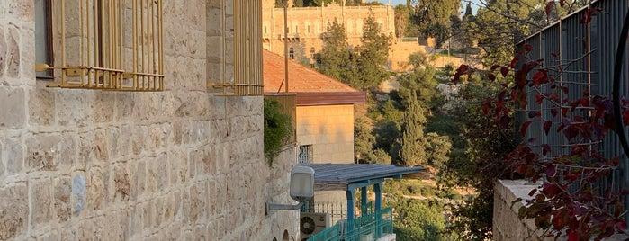 Mishkenot Sheananim is one of Gespeicherte Orte von Pablo.