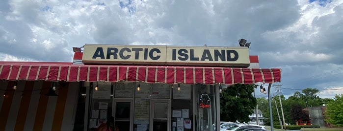 Broadway Cafe & Arctic Island is one of Syr Bucket List.