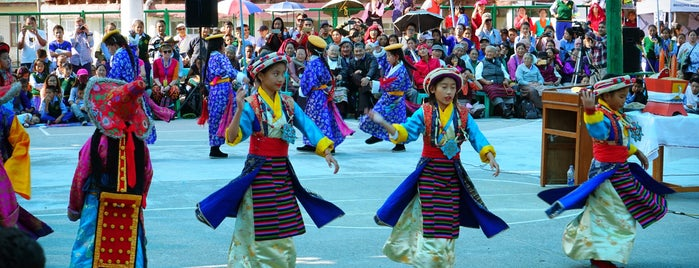 Tibetan Children Village is one of India North.