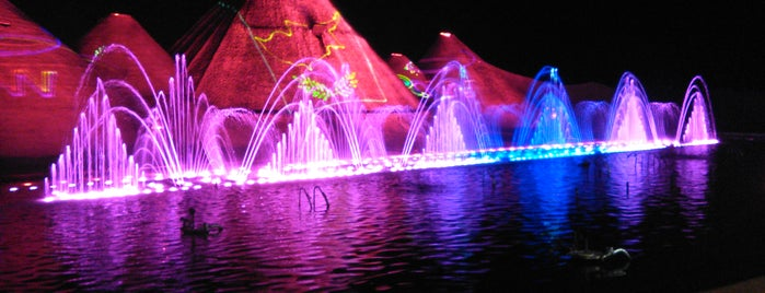 Magic Dancing Waters is one of Cyprus. Places.