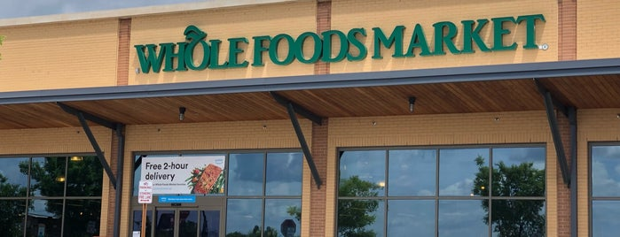 Whole Foods Market is one of Food - Virginia.