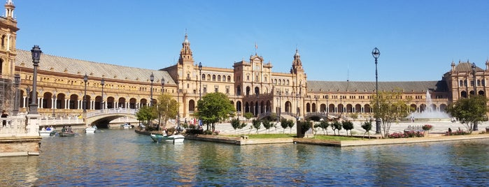 Plaza de España is one of Spain recs for Julie.