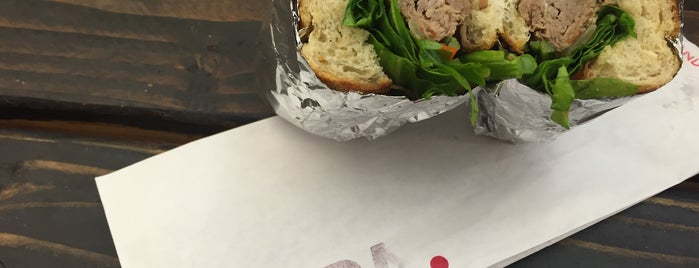 Coppa Sandwiches is one of Brian 님이 저장한 장소.