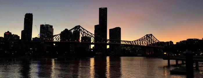 New Farm Riverwalk is one of Brisbane.