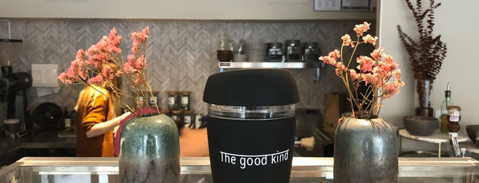 The Good Kind is one of New: NYC 🆕.