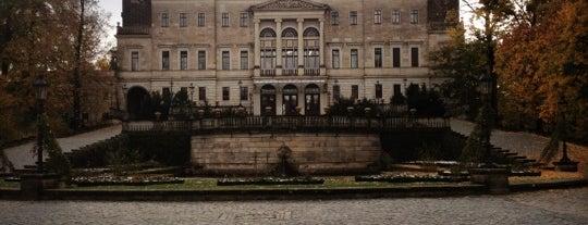 Schloss Albrechtsberg is one of A short trip to DD..