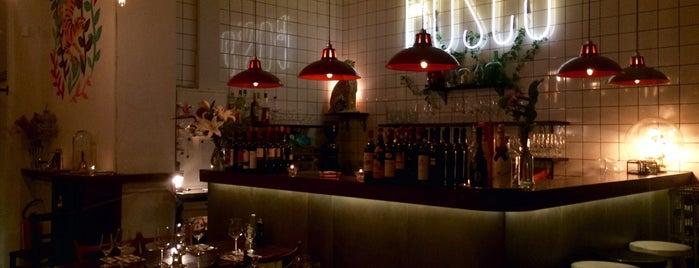 Bosco is one of Berlin Restaurants.