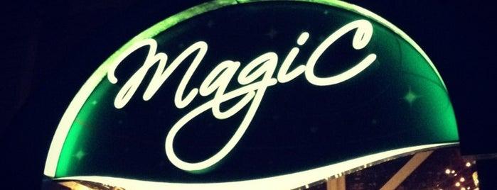Magic Night Club is one of Lieux qui ont plu à SUNSET LIVE.
