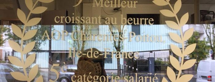 La Fabrique aux Gourmandises is one of Paris.
