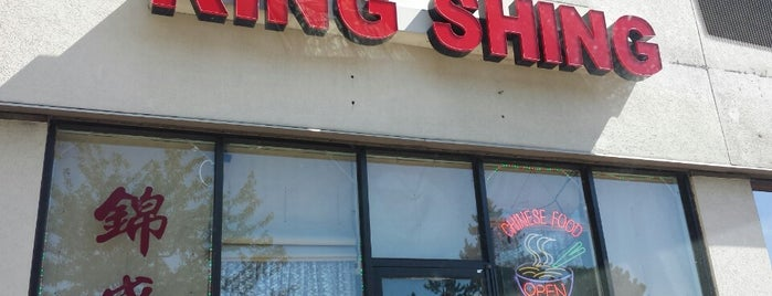 King Shing is one of Fave Eats.