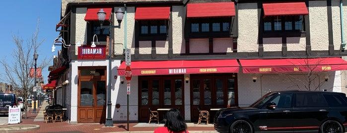 Miramar is one of places I have enjoyed.