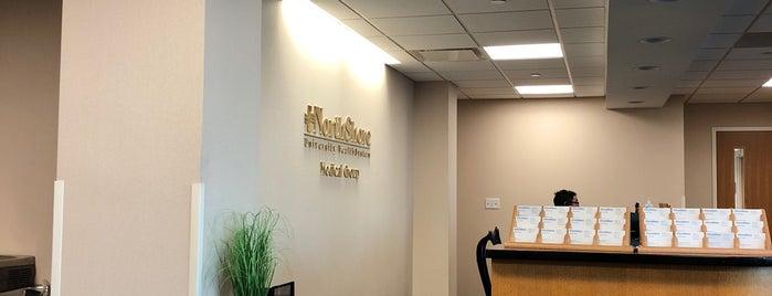 NorthShore University HealthSystem is one of สถานที่ที่ Ninah ถูกใจ.