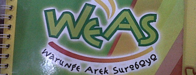 WEAS Warunge Arek Suroboyo is one of My Places :).
