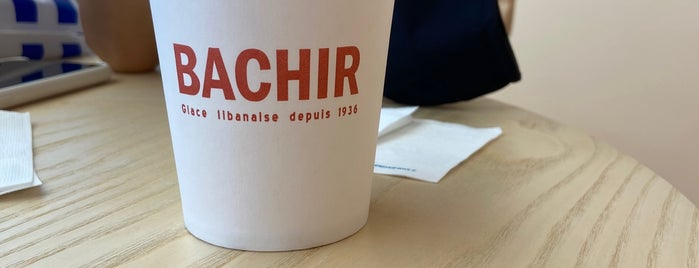 Glace Bachir is one of スペイン、フランス.