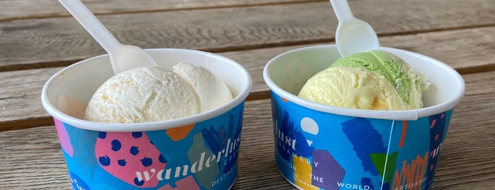 Wanderlust Creamery is one of L.A..