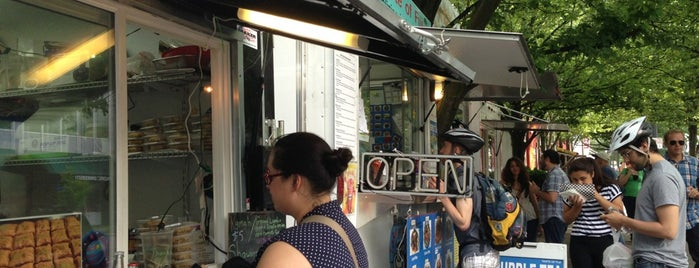 Food Truck Heaven is one of Ankitさんのお気に入りスポット.