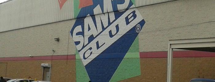 Sam's Club is one of Tempat yang Disukai Juan C..