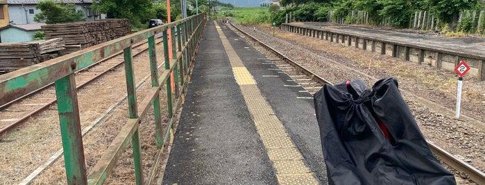Makuta Station is one of JR 키타칸토지방역 (JR 北関東地方の駅).