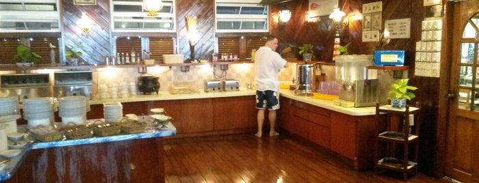 Sipadan Mabul Resort, Dinning hall is one of Naz'ın Beğendiği Mekanlar.