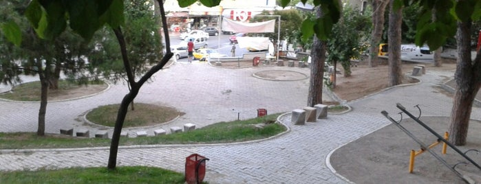 Çamlıpark is one of Lieux qui ont plu à Ömer.