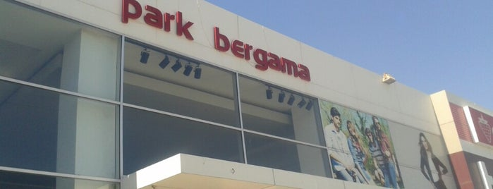 Park Bergama is one of Hulyaさんのお気に入りスポット.