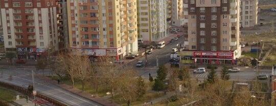 Anafartalar Kayseray Durağı is one of Kayseri Organize Sanayi - İldem Tramvay Hattı.