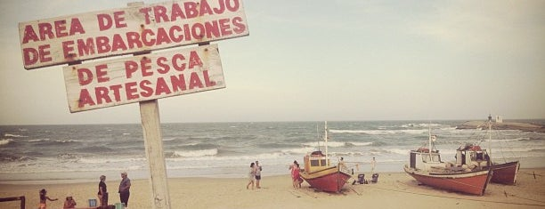 Playa De Los Pescadores is one of Santiagoさんのお気に入りスポット.