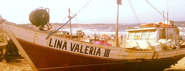 Punta del Diablo is one of Uruguay.