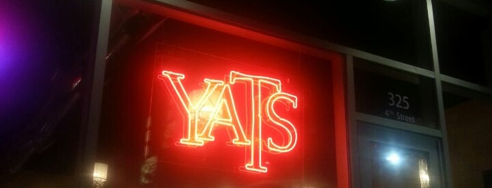 Yats is one of สถานที่ที่ Jennifer ถูกใจ.