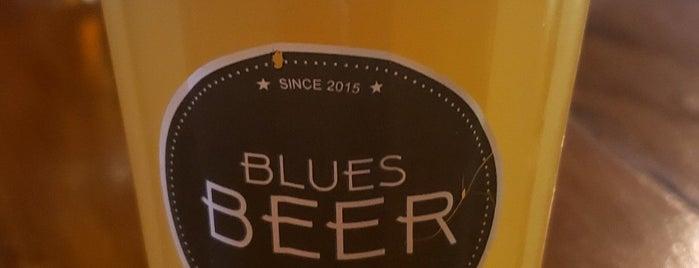Blues Beer Cervejas Artesanais is one of Cervejas do Careca.