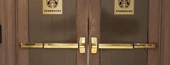 Starbucks is one of Locais curtidos por MrChingu.