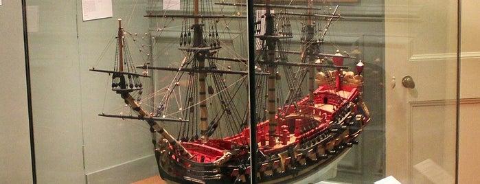 Aberdeen Maritime Museum is one of Aberdeen.