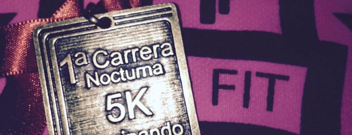 9a Carrera Nocturna Emoción Deportiva is one of Marco 님이 좋아한 장소.