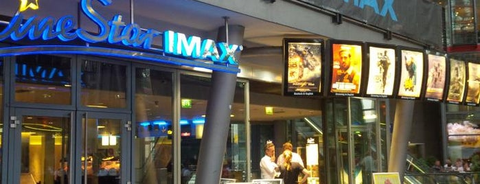 CineStar IMAX is one of Cristi 님이 좋아한 장소.