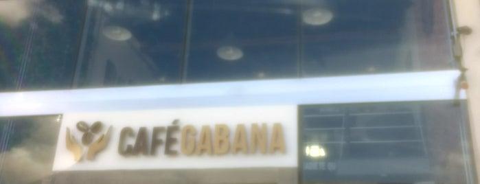 Café Gabana is one of Orte, die Pablo gefallen.