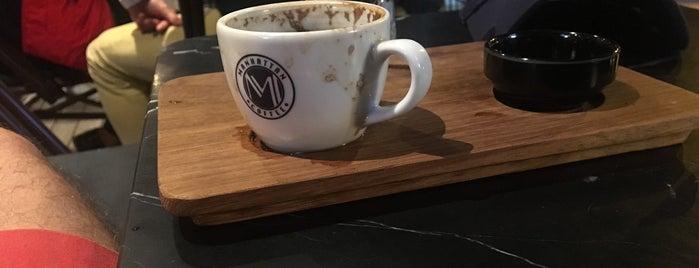 Manhattan Coffee is one of Locais curtidos por Ferhat.