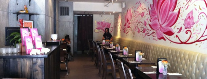 Long Charm Thai Cuisine is one of Eating Manhattan II.