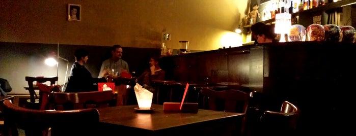 Broschek is one of Wir lieben Cafés | Berlin.
