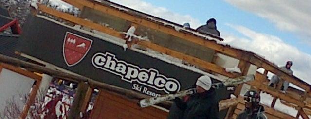 Cerro Chapelco is one of Orte, die Luci gefallen.