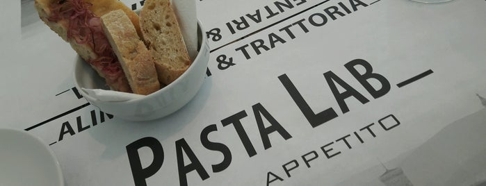 Pasta Lab is one of Tragazón DF.
