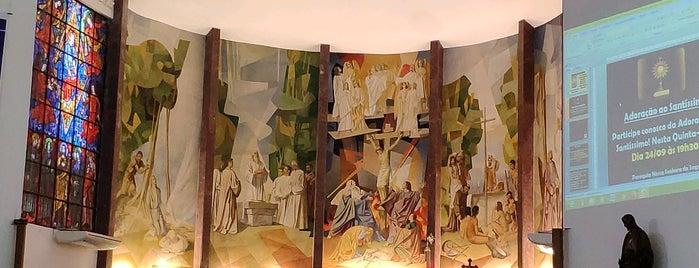 Santuário das Almas is one of สถานที่ที่บันทึกไว้ของ Igor.