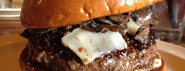 Stout Burgers & Beers is one of LA Restaurants Loved.