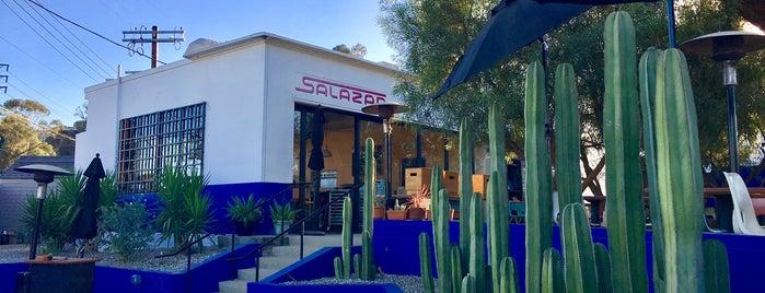 Salazar is one of Best of LA.