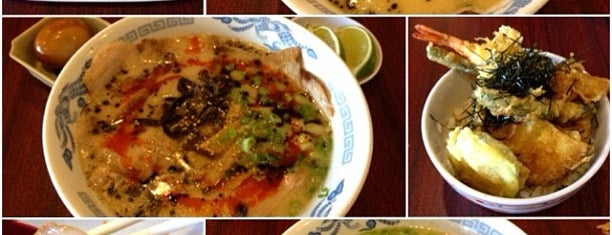 Fujin Ramen is one of Southern California Foodie Adventure.