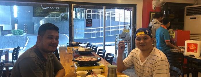 Matgalne Korean Restaurant is one of Food: Makati.