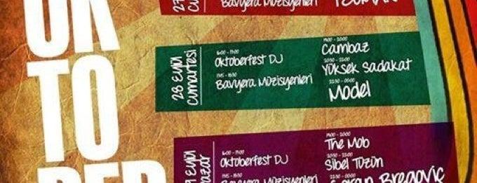Dolma Meyhane & Bar is one of สถานที่ที่บันทึกไว้ของ Hsn.