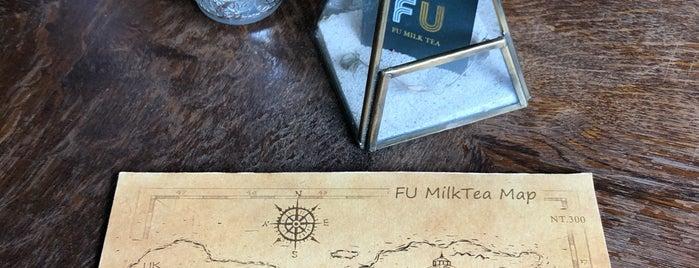 Fu Milk Tea is one of Taipei.
