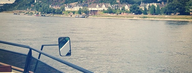 Rhein is one of Places I have been to.